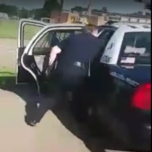 VIDEO: Ft Worth Cop Loses Cool and Hits Teenager