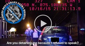Video Shows Attorney Being Arrested For Remaining Silent
