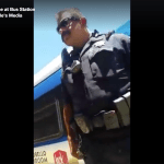 "California Man Not Allowed To Ride Bus by Officer ""Because, I Said So"""