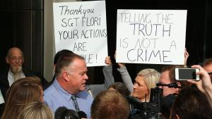 Rick Flori – An Example to All Cops on Where to Place Loyalty