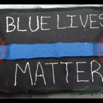 "Wal Mart Workers Refuse To Make ""Blue Lives Matter"" Cake"