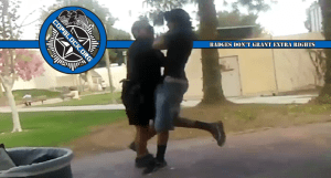 "Video Shows Man Being ""Mauled"" During Arrest for Smoking on Campus at Fullerton (CA) College"
