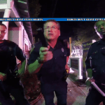 Harris County Deputies Harass and Try to Intimidate Photographer During Fire in Old Springs, Texas