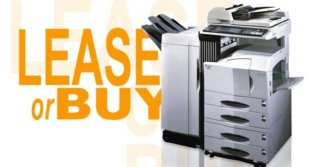 Leasing vs Buying a Copier