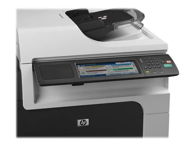 Hp Laserjet Enterprise M4555 Mfp Copierguide
