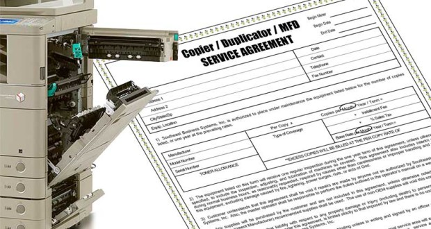 Copier Service Contracts and What You Need to Know