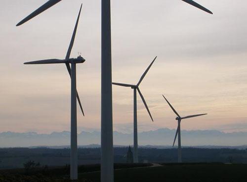 Environment Wind Energy Basics