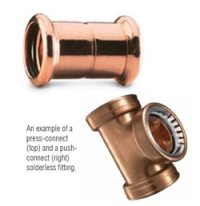 Cold Fusion: Joining Copper Plumbing Without Heat