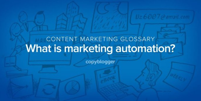 content marketing glossary - what is marketing automation?