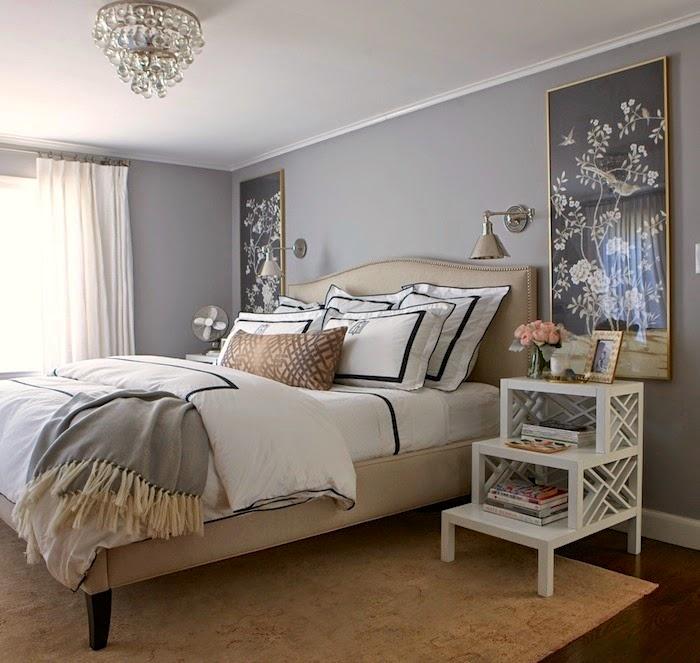 Minimalist Wallpaper Fall Copy Cat Chic Room Redo Chic Chinoiserie Bedroom