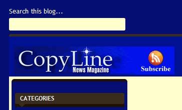 Copyline Magazine Blog Link