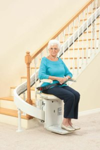 Elderly Staying in Homes Longer Thanks to Stairlifts
