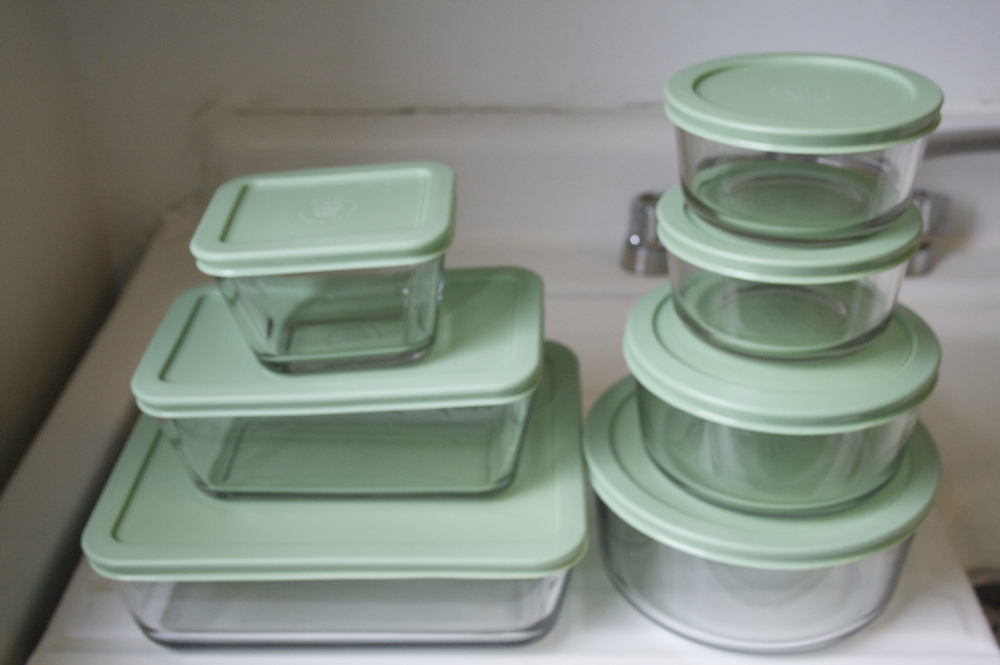 6 Reasons Why Glass Food Containers Are Better Than