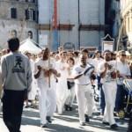 Batizado Perugia - Capoeira Coquinho Baiano - Mestre Toszinho