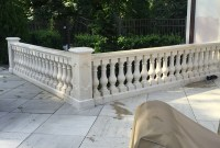 Concrete Balustrade   Porch Railings, Stair Railings ...