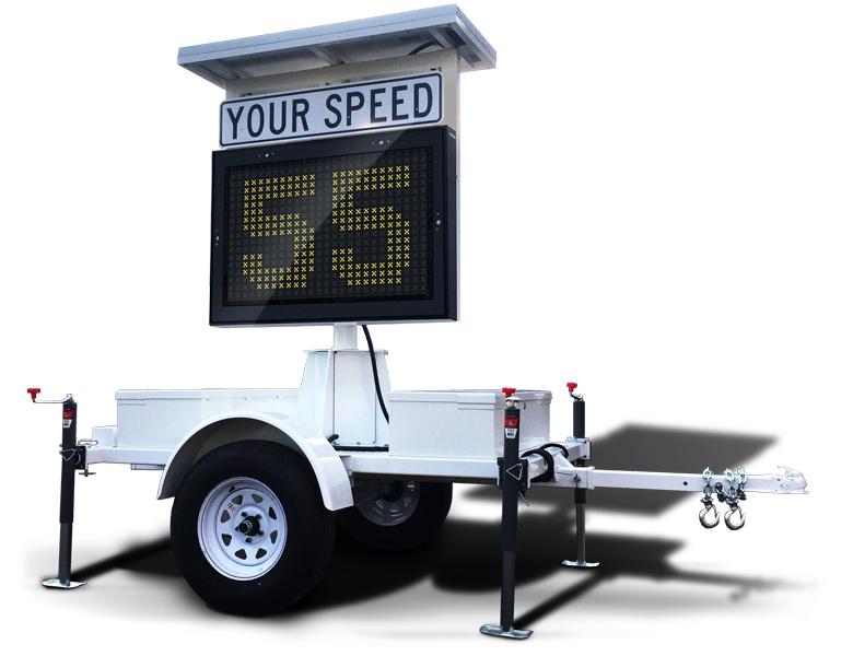 DFB  Radar Speed Signs DFB - Driver Feedback Signs