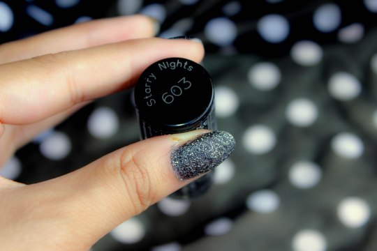 Maybelline Starry Nights Colorshow Glitter Mania Nail Polish-2