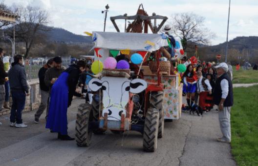 carnevale castelvieto contadino festa castelvieto
