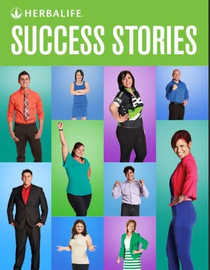 Herbalife - Success Stories - Share this flipbook today