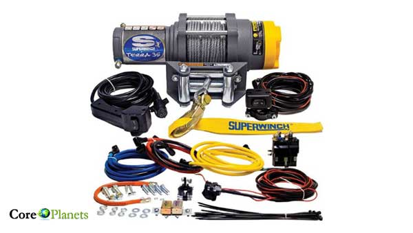 The Best ATV Winch Reviews Of 2019 With Complete Buyer\u0027s Guide