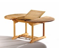 Brompton Patio Extending Garden Table and Folding Chairs