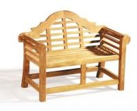Teak Lutyens Children's Garden Bench