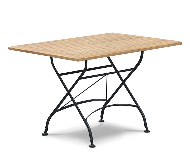 Folding Bistro Table Chair Set Charcoal