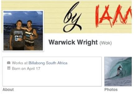 Warwick BillSA