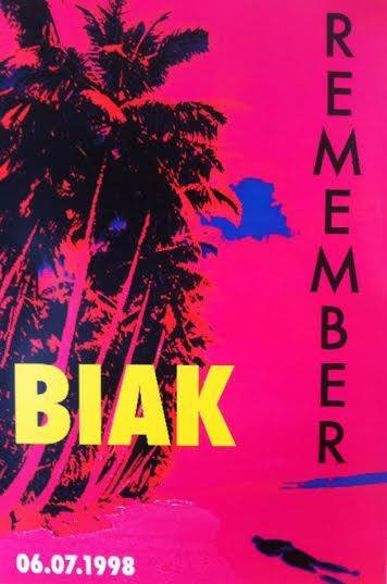 In Remembrance of The Biak Massacre