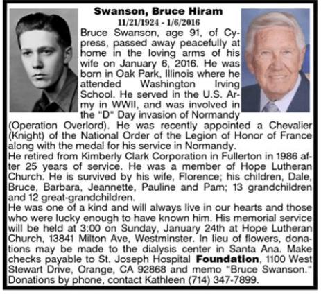 RIP, Grandfather