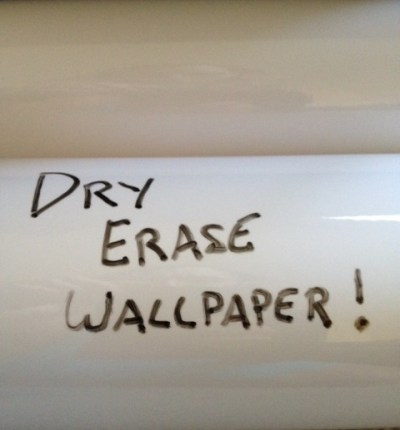 Dry Erase Wallpaper | Jelinek Cork