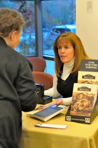 Book signing by Cornelia Seigneur Author