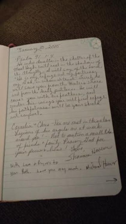 shannon journal words