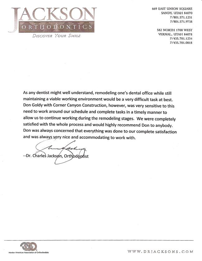 Dental Assistant Letter Of Recommendation Sample Images - letter
