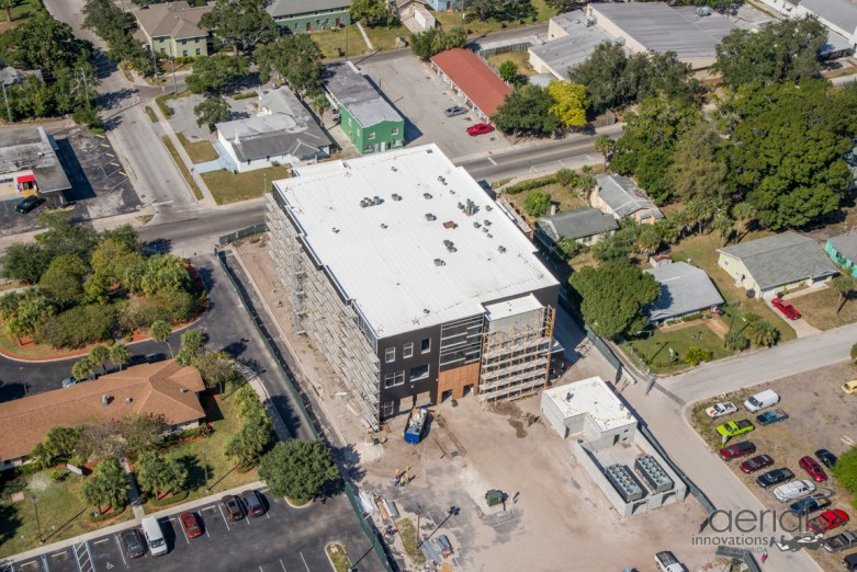 Cornerstone lathing - SPC Midtown
