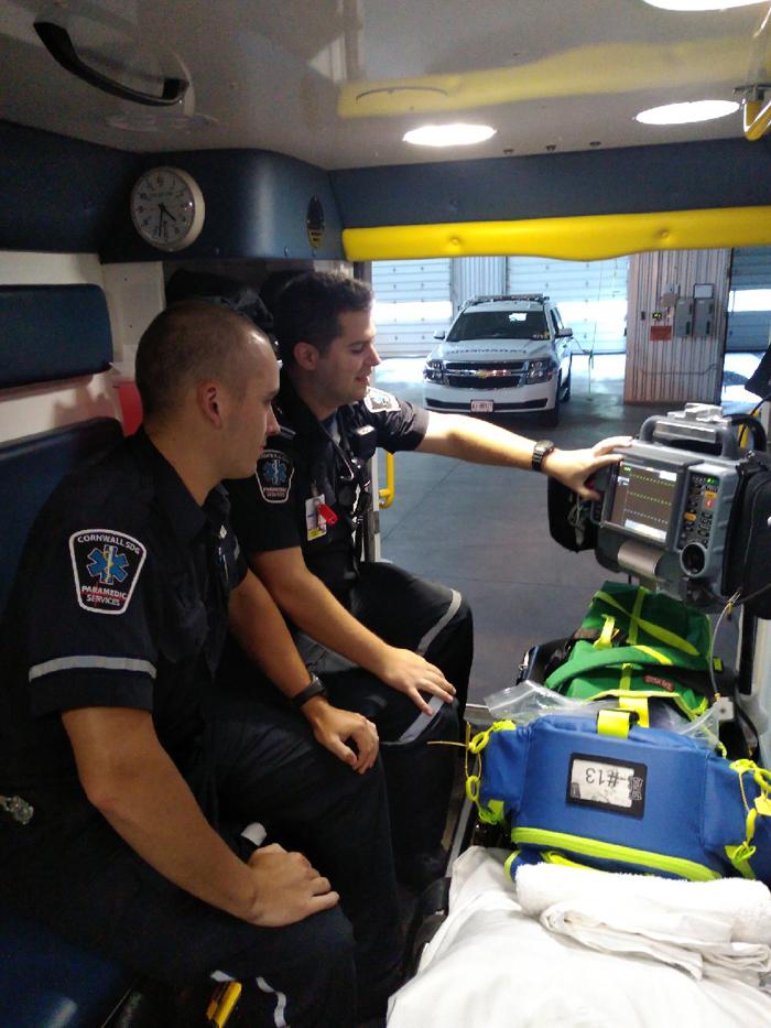 Paramedic - City of Cornwall