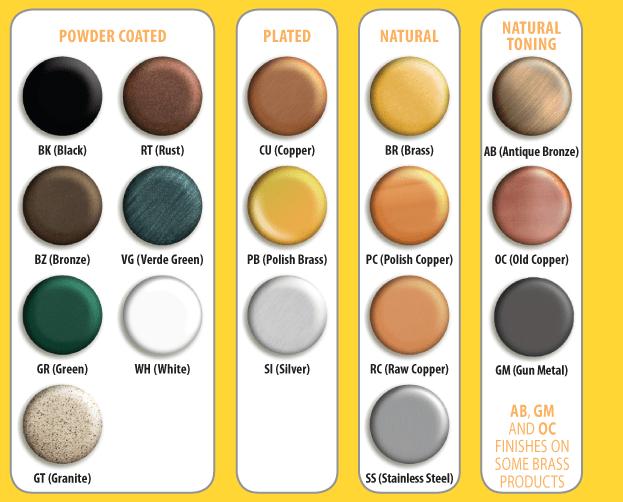 Bronze Color Chart Heartimpulsarco