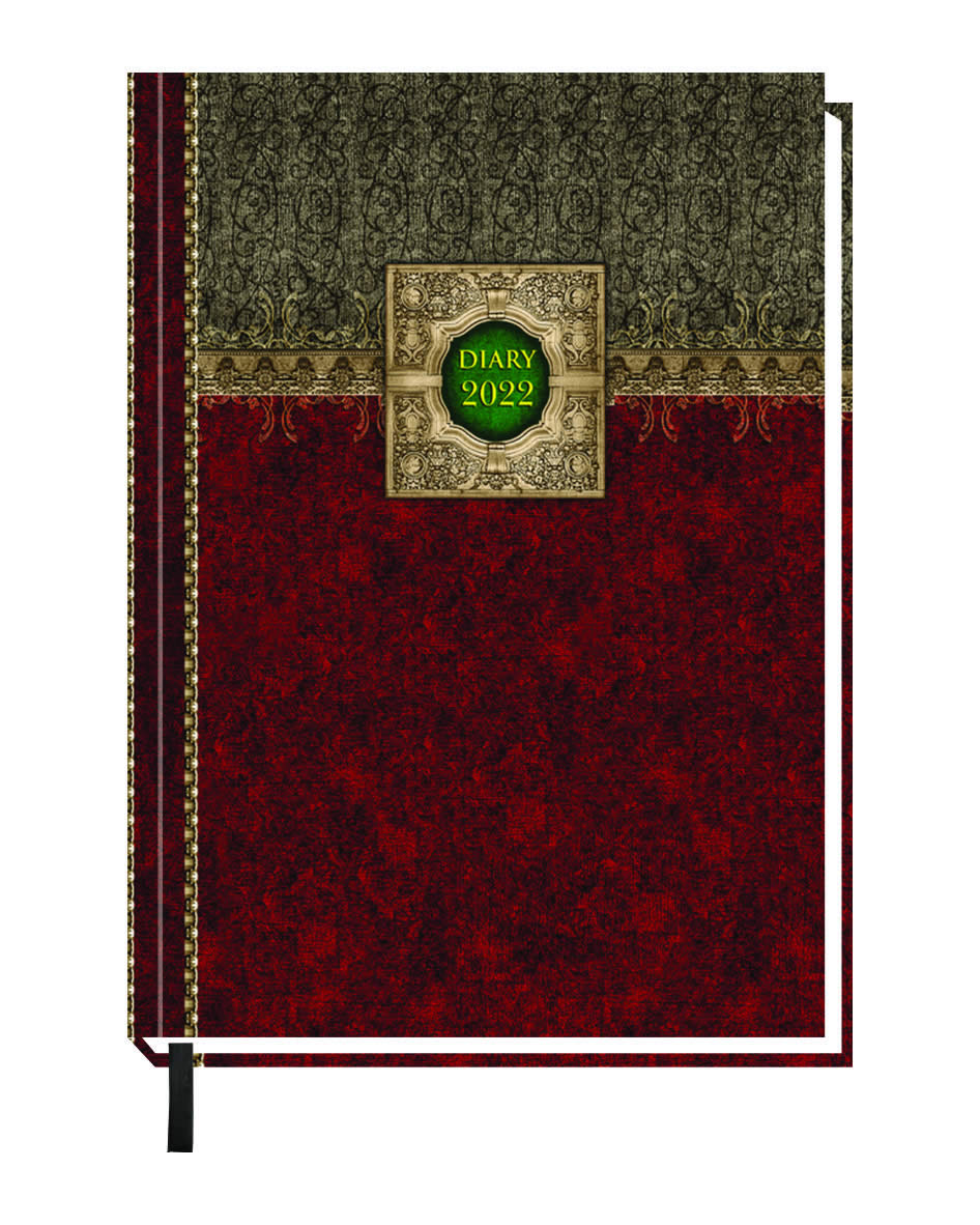 Diary manufacturers and suppliers in India - diary design