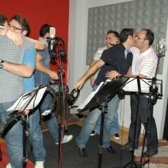 grabacion disco se de un lugar - estudio de grabacion atmosfera rec andujar - coro rociero la borriquita montoro cordoba (10)