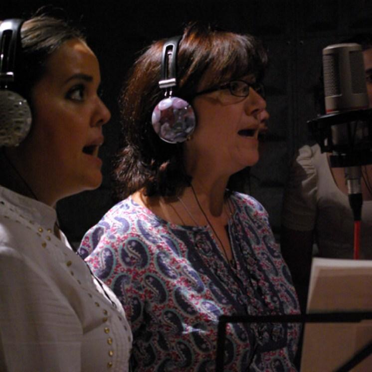 grabacion disco se de un lugar - estudio de grabacion atmosfera rec andujar - coro rociero la borriquita montoro cordoba (6)