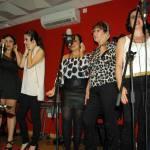 estudio atmosfera rec andujar - vivir mi vida cover flamenca - coro rociero la borriquita - making off videoclip (8)