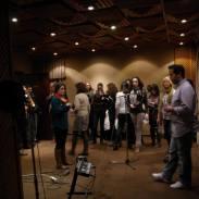 estudios la moyareja sevilla - grabacion disco navidad rociera - coro rociero de la borriquita montoro (14)