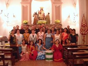 2003 Coro Rociero La Borriquita
