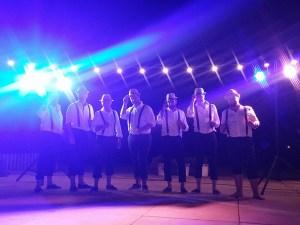 Making of La Mordidita Ricky Martin cover - Coro Rociero de La Borriquita (3)