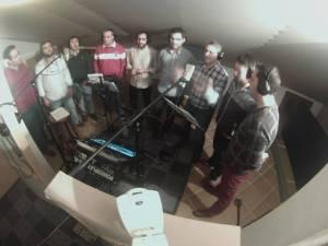 grabacion estudios mrs martin recording studios los palacios sevilla - disco siguiendo una estrella volumen 2 - sonografic - coro rociero de la borriquita montor (4)