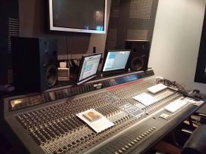 grabacion estudios mrs martin recording studios los palacios sevilla - disco siguiendo una estrella volumen 2 - sonografic - coro rociero de la borriquita montor