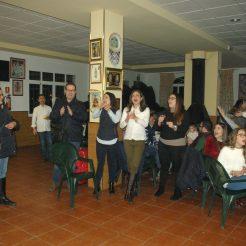xv aniversario coro rociero borriquita virgen de la cabeza cerro del cabezo peregrinación (1)