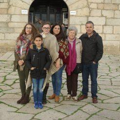 xv aniversario coro rociero borriquita virgen de la cabeza cerro del cabezo peregrinación (49)