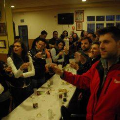 xv aniversario coro rociero borriquita virgen de la cabeza cerro del cabezo peregrinación (54)