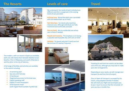Leaflet - Example 1 - Corporate Greetings UK